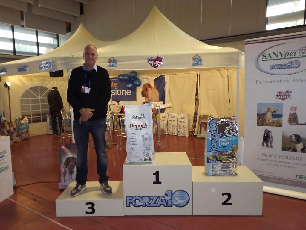 twórca karm Forza10 - dr Sergio Canello