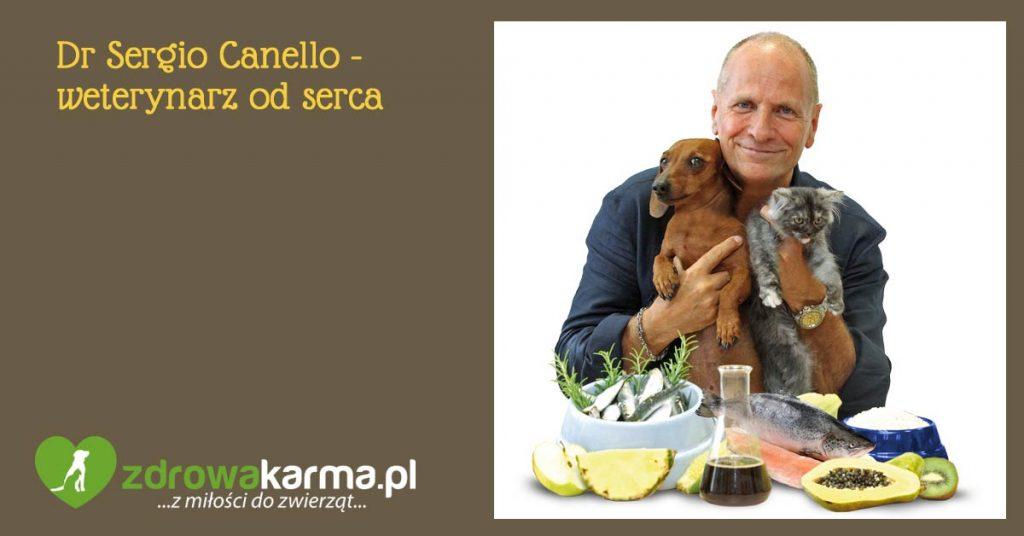 Dr Sergio Canello - twórca karm Forza10