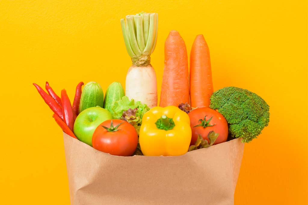 Błonnik zawarty w warzywach świetnie przeciwdziała zaparciom